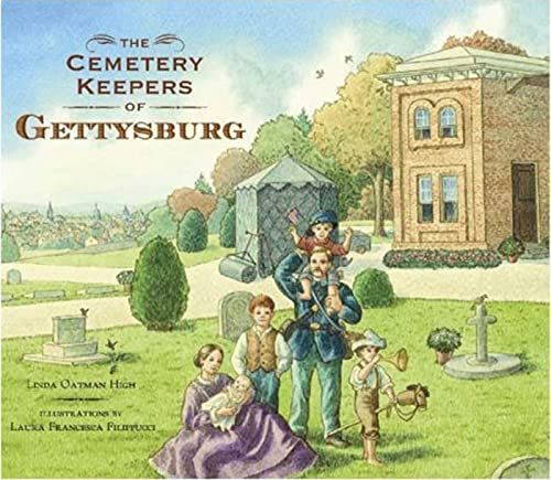 9780802780942: The Cemetery Keepers of Gettysburg