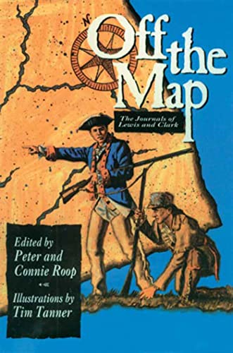 9780802782076: Off the Map: The Journals of Lewis and Clark