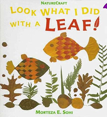 Look What I Did with a Leaf! (Naturecraft): Sohi, Morteza E.