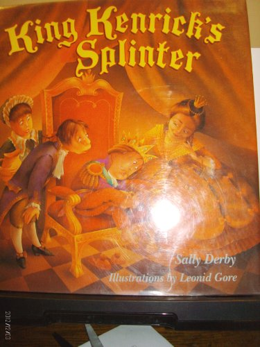 9780802783226: King Kenrick's Splinter