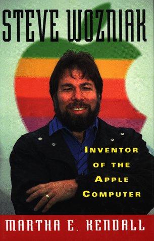 9780802783417: Steve Wozniak, Inventor of the Apple Computer