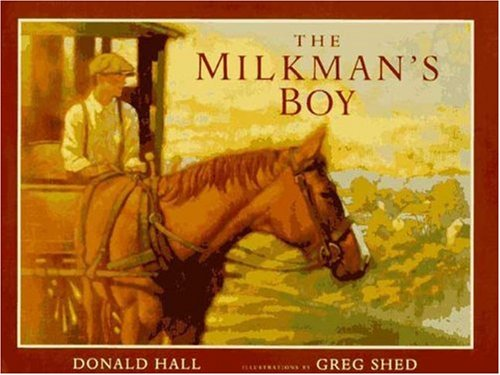 The Milkman's Boy: Hall, Donald
