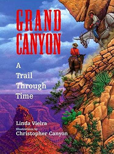 9780802786258: Grand Canyon: A Trail Through Time
