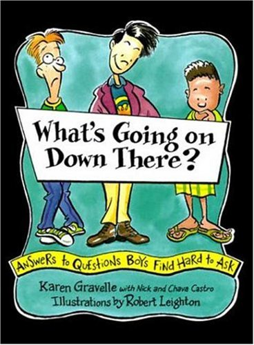9780802786715: What's Going on Down There: Answers to Questions Boys Find Hard to Ask