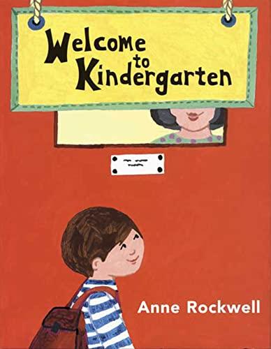 9780802787453: Welcome to Kindergarten
