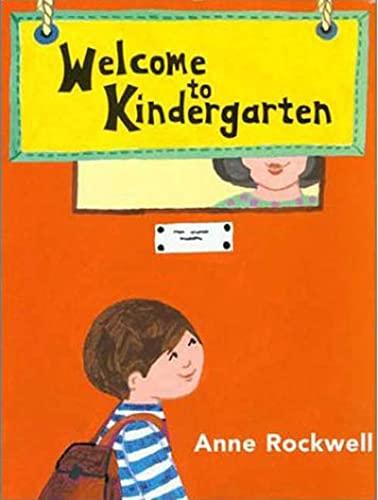 9780802787460: Welcome to Kindergarten