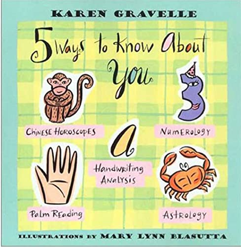 9780802787491: Five Ways to Know about You