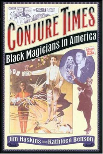 9780802787620: Conjure Times: Black Magicians in America