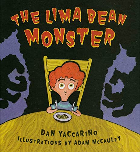 9780802787767: The Lima Bean Monster