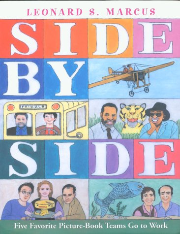 9780802787781: Side by Side: Five Favorite Picture-Book Teams Go to Work