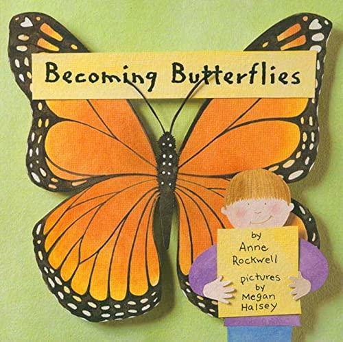 9780802787972: Becoming Butterflies