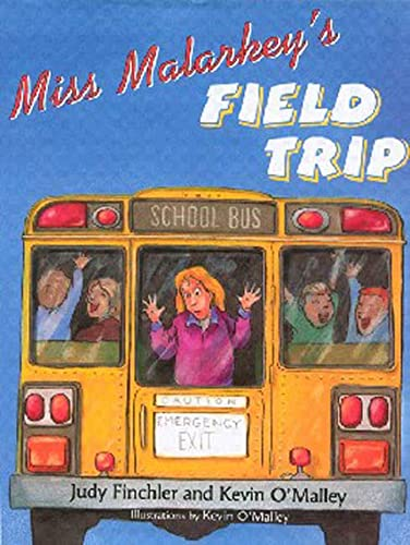 9780802789174: Miss Malarkey's Field Trip