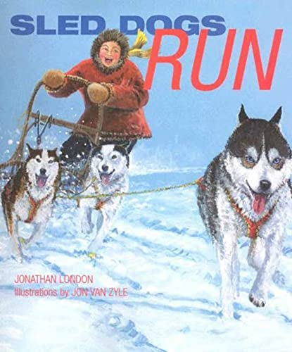 9780802789587: Sled Dogs Run