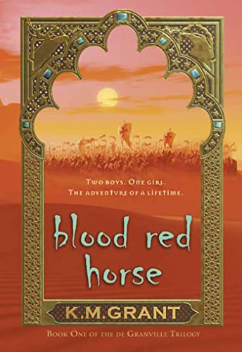 Blood Red Horse, Two Boys, One Girl. The Adventure of a Lifetime.