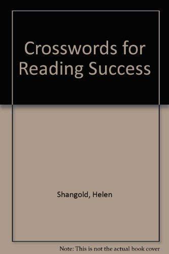 9780802791252: Crosswords for Reading Success