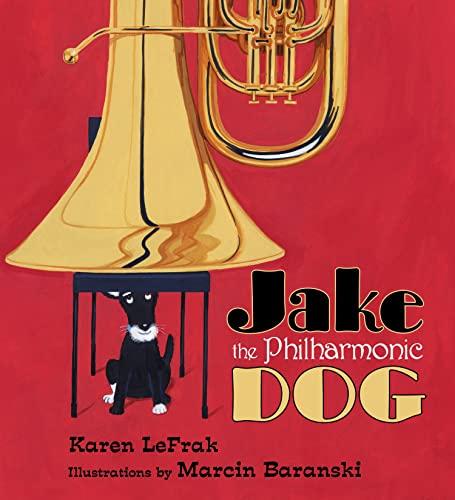 9780802795526: Jake the Philharmonic Dog