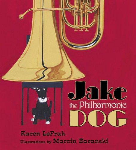 9780802795533: Jake the Philharmonic Dog