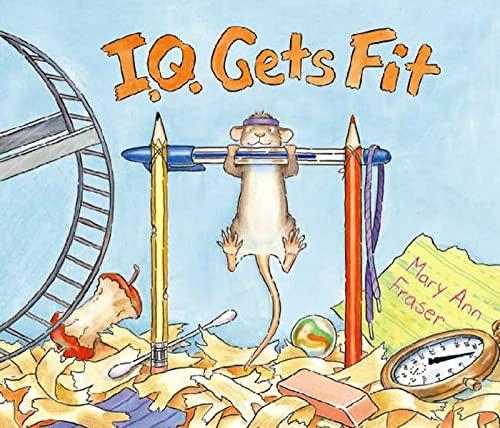 9780802795595: I.Q. Gets Fit (An I.Q book)