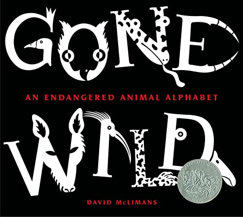 Gone Wild (Caldecott Honor Book): McLimans, David