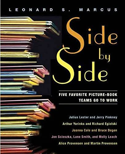 9780802796165: Side by Side: Five Favorite Picture-Book Teams Go to Work