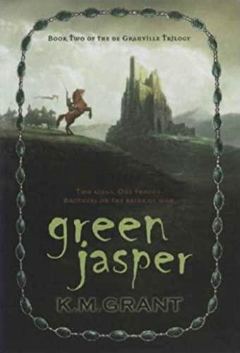 9780802796271: Green Jasper (The deGranville Trilogy)