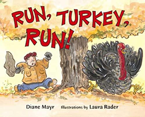 9780802796301: Run, Turkey, Run!