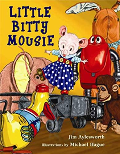 9780802796370: Little Bitty Mousie