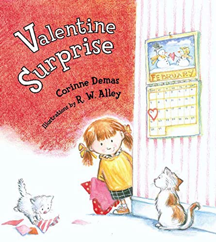 9780802796646: Valentine Surprise