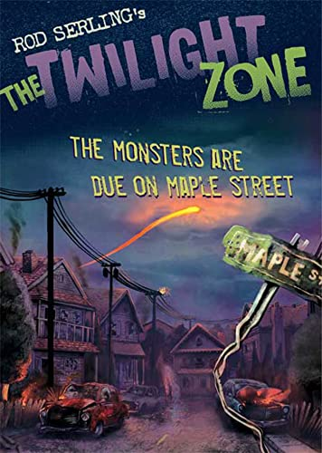 9780802797124: The Twilight Zone: The Monsters Are Due on Maple Street