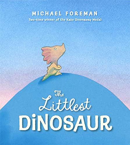 9780802797605: The Littlest Dinosaur