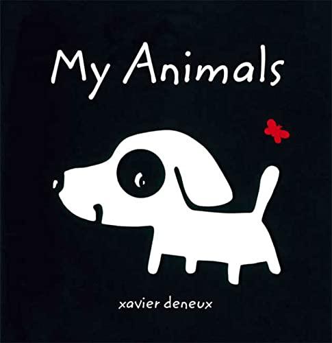 9780802797872: My Animals (Black & White (Walker & Company))