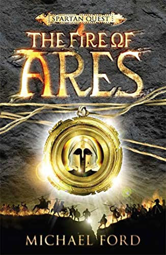 9780802798275: The Fire of Ares (Spartan Quest)