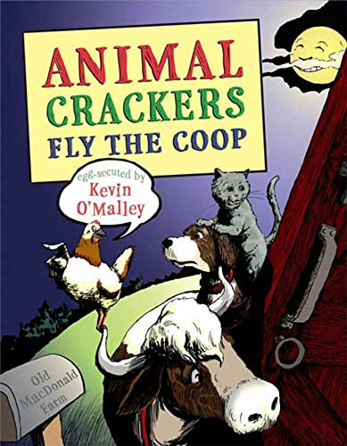 Animal Crackers Fly the Coop (0802798381) by O'Malley, Kevin