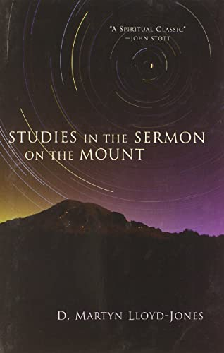 9780802800367: Studies in the Sermon on the Mount