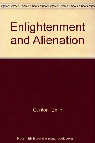 9780802800527: Enlightenment and Alienation
