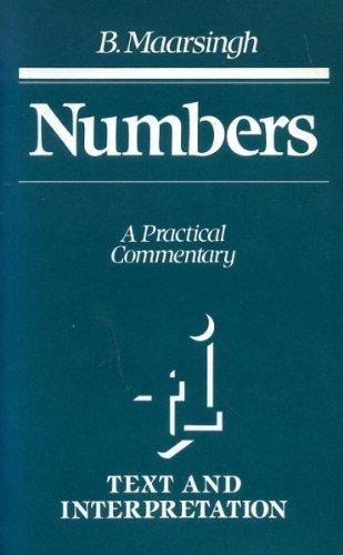 9780802801043: Numbers (Text & Interpretation)