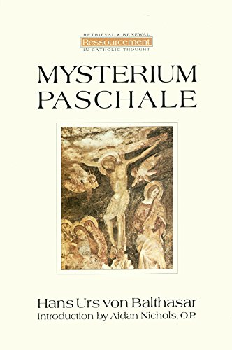 9780802801470: Mysterium Paschale (Ressourcement - retrieval & renewal in Catholic thought)