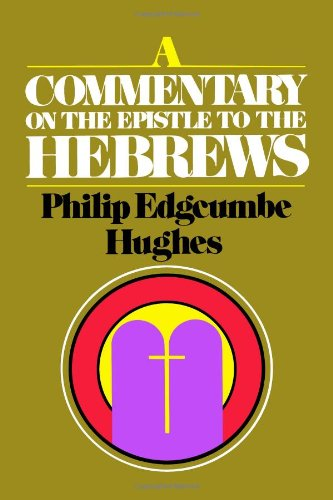 9780802803221: A Commentary on the Epistle to the Hebrews