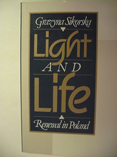 9780802803412: Light and Life: Renewal in Poland