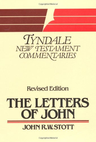 9780802803689: The Letters of John (Tyndale New Testament Commentaries)