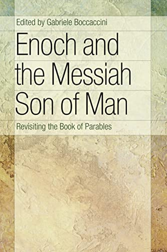 9780802803771: Enoch and the Messiah Son of Man: Revisiting the Book of Parables