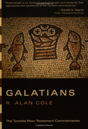 9780802804785: The Letter of Paul to the Galatians: An Introduction and Commentary (Tyndale New Testament Commentaries)