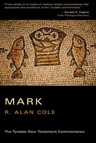 9780802804815: The Gospel According to Mark: An Introduction and Commentary
