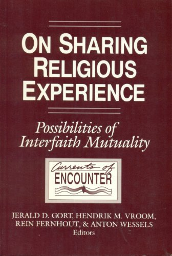 9780802805058: On Sharing Religious Experience: Possibilities of Interfaith Mutuality (CURRENTS OF ENCOUNTER)