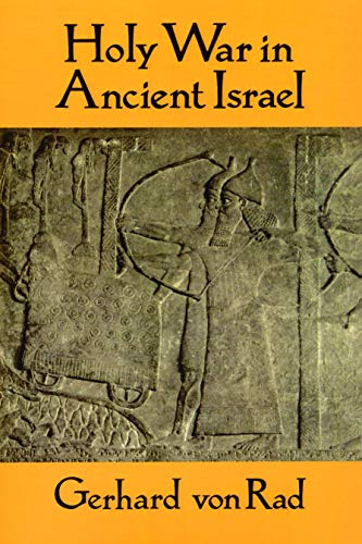 9780802805287: Holy War in Ancient Israel
