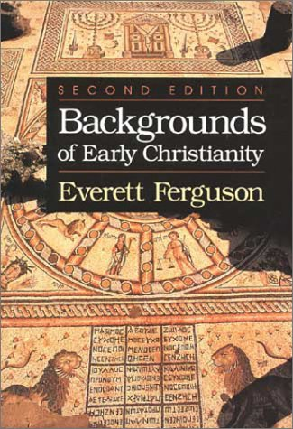 9780802806697: Backgrounds of Early Christianity