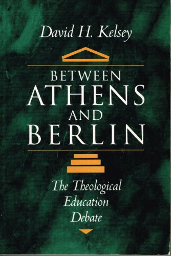 9780802806727: Between Athens and Berlin: The Theological Education Debate