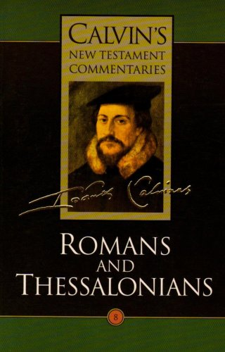 9780802808080: Romans and Thessalonians