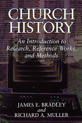 9780802808264: Church History: An Introduction to Research, Reference Works, and Methods