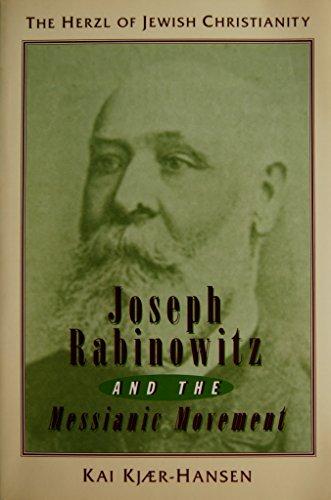9780802808592: Joseph Rabinowitz and the Messianic Movement
